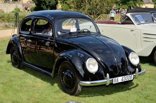 フォルクスワーゲン VW38 1938年型