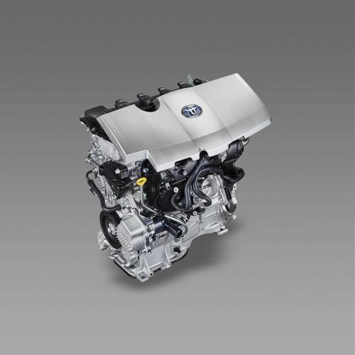 トヨタ プリウス 2ZR-FXEエンジン