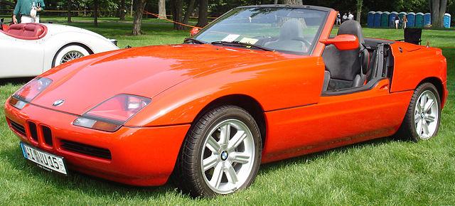 BMW Z1 1989年式