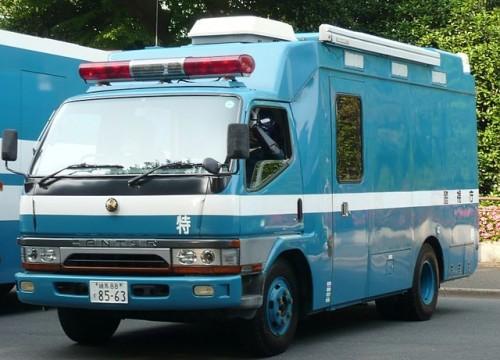 化学防護車