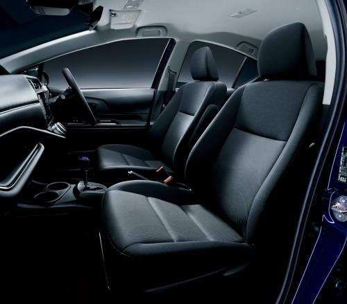トヨタ アクア 特別仕様車 内装 2014年