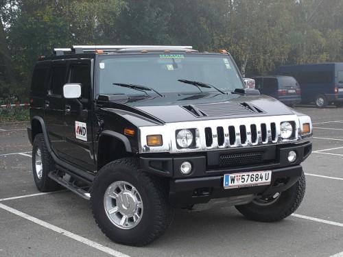 GM ハマー H2