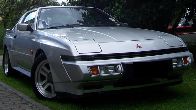 三菱 スタリオン GSR-VR 1988年