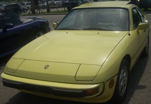 ポルシェ 924 (1975-1986)