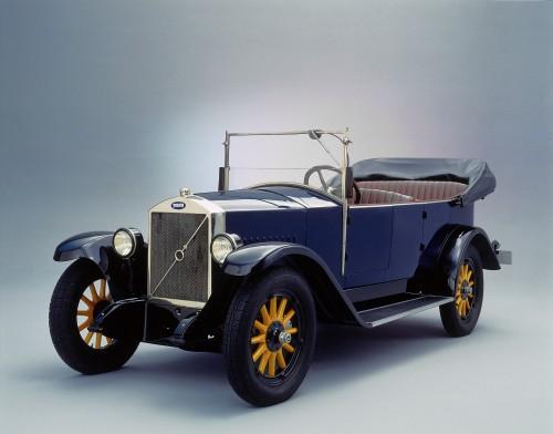 ボルボ V4 1927年~1929年型