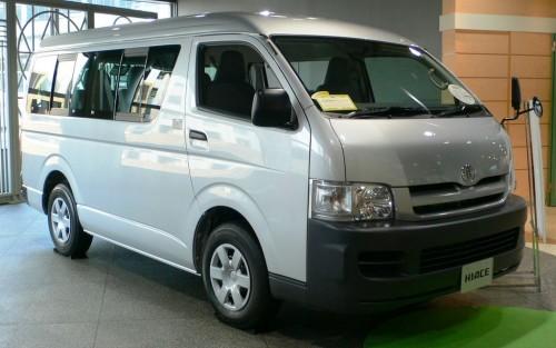 トヨタ ハイエース ワゴン DX 2004年