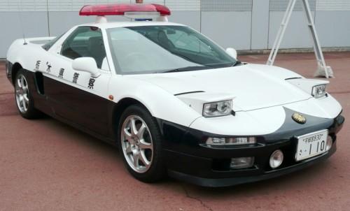 ホンダ NSX 栃木県警ハイウェイパトロールカー