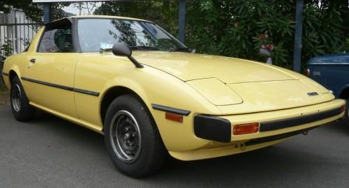 マツダ サバンナ RX-7 初代 SA22C型 1978