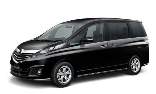 マツダ ビアンテ グランツ SKYACTIV 2013年型
