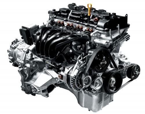 スズキ スイフト デュアルジェット エンジン 2013年