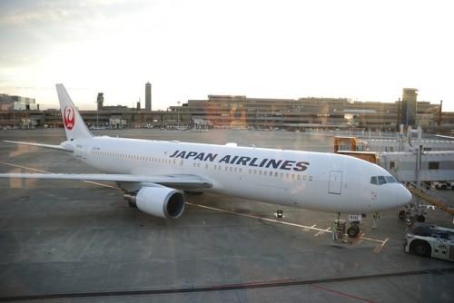 成田空港 飛行機