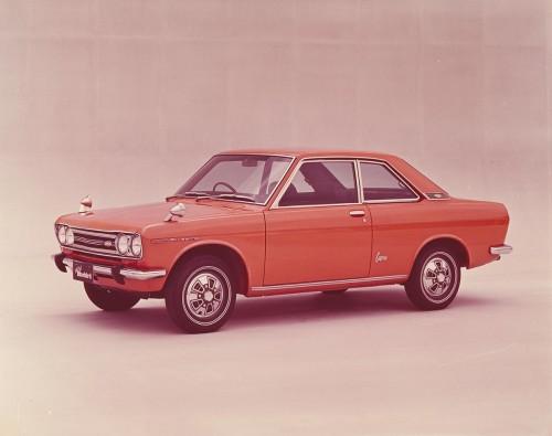 日産 ブルーバード 510型 1970年