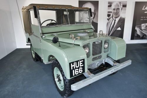 (1948年と同モデル)ランド・ローバー・シリーズI 80 1949年製