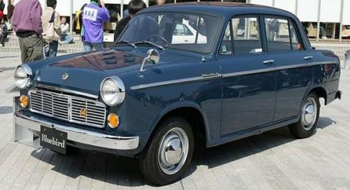 初代ダットサンブルーバード310