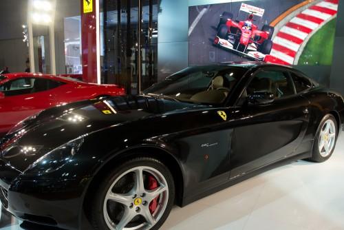 フェラーリ 612 スカリエッティ 2010年