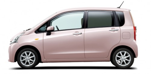 ダイハツ ムーヴ 2012年型 ピンク