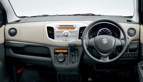 スズキ ワゴンR 2012年型 FX 内装
