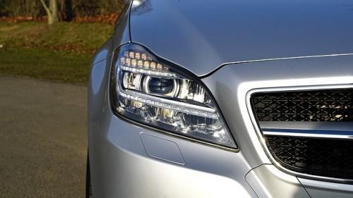 ヘッドライト Benz