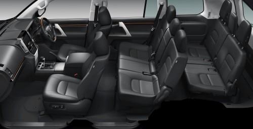 トヨタ ランドクルーザー 2015年