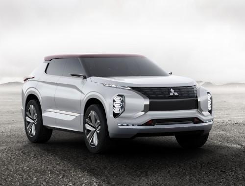 MITSUBISHI GT-PHEV Concept 2016年