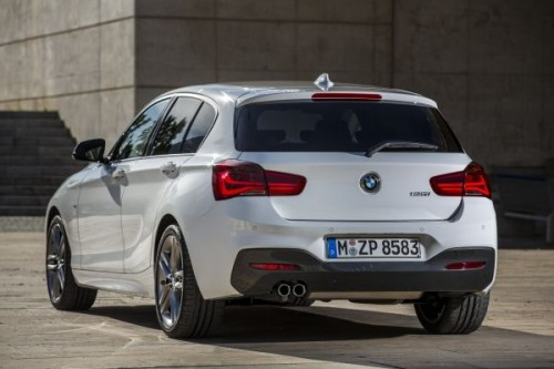 BMW 1シリーズ M スポーツ 2015年型