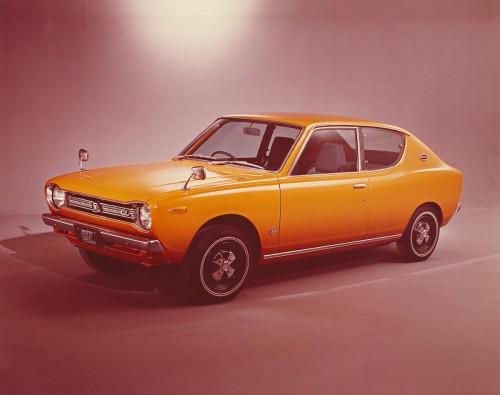 日産 チェリー E10型 1970年