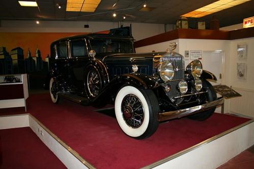 キャデラック V16 1930年
