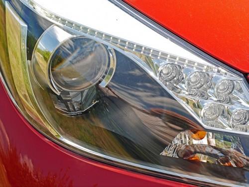 車 LEDヘッドライト