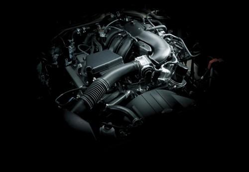 トヨタ FJクルーザー 4.0L V6 1GR-FEエンジン