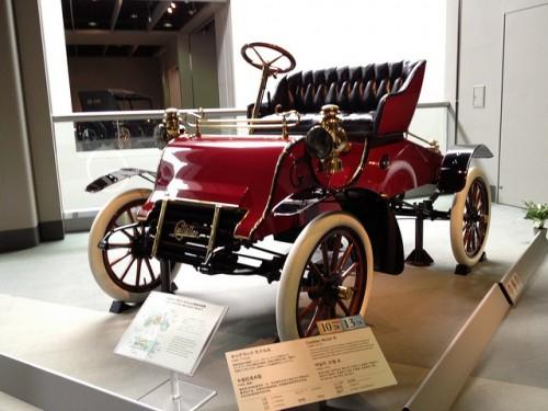 キャデラック モデルA 1902年