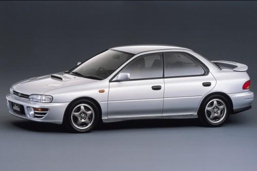 スバル インプレッサWRX 1992年型