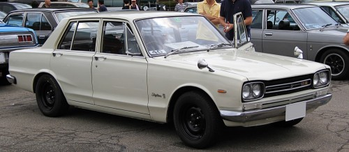 日産 スカイライン GT-R 初代