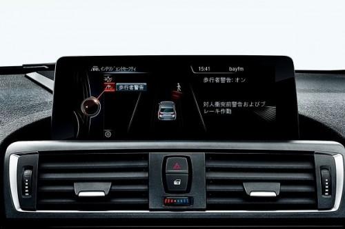 BMW 1シリーズ ナビ 2015年型