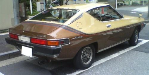 日産 シルビア S10型