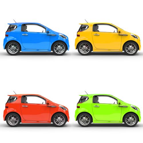 コンパクトカー イメージ