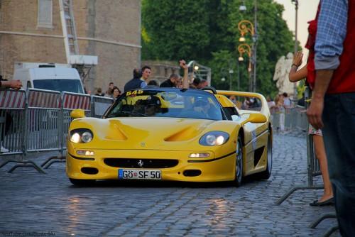 フェラーリ ハードトップ