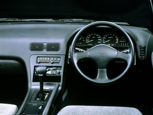 日産 180SX Type II 1989年 内装
