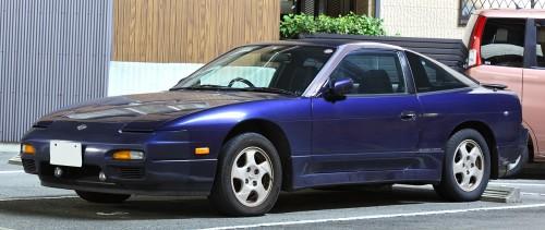 日産 180SX 中期型