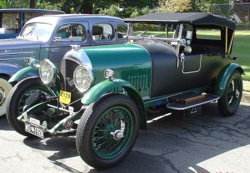 ベントレー 1926