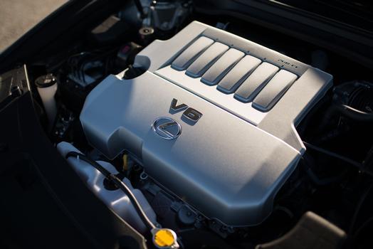 レクサス ES 350 エンジン