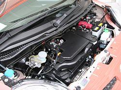 スズキ K6A エンジン