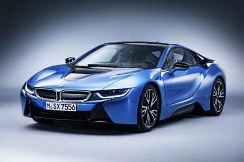 BMW i8 2014年型