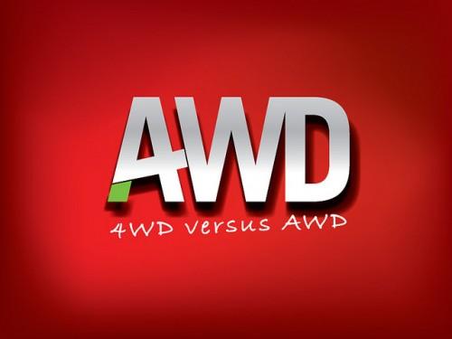 AWD ロゴ