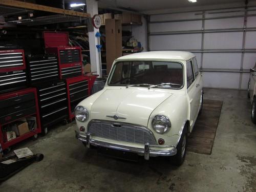 ミニ モーリス 1959年型
