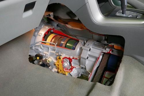 オートマチックトランスミッション 2004年型 フォード・テリトリー