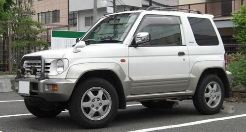 三菱 パジェロジュニア 1997年