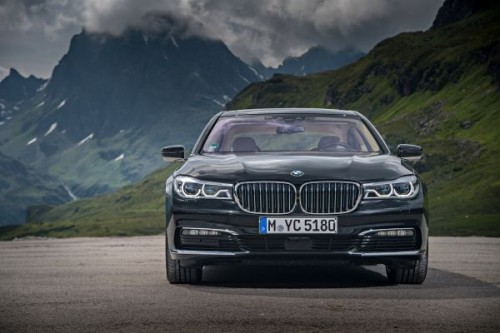 BMW 7シリーズ 2015年型