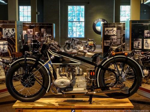 BMW R32 1923年型 オートバイ