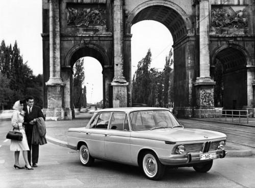BMW 1500 1961年型