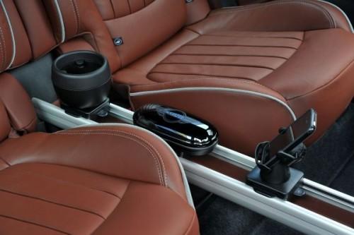 ミニ クーパー S ペースマン センターレール 2012年型